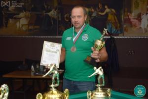 Евгений Филиппов — Сокоординатор дивизиона «Сибирь»