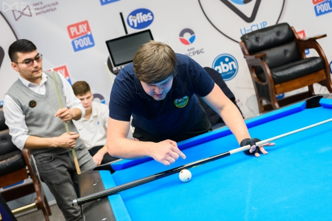 Андрей Кузьмин предложил участникам одну из самых сложных конкурсных програм в истории U-CUP