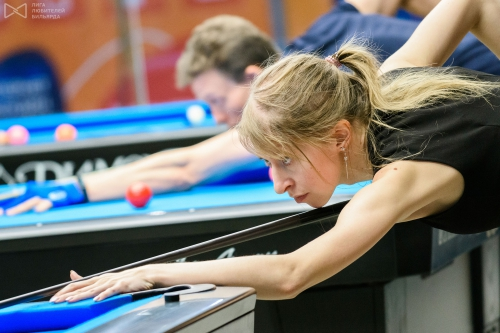 Финалистка турнира Светлана Козырева