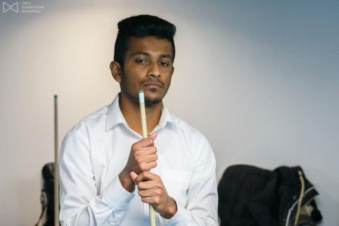 Игрок из Шри-Ланки вошел в книгу рекордов U-Cup за самое длинное имя