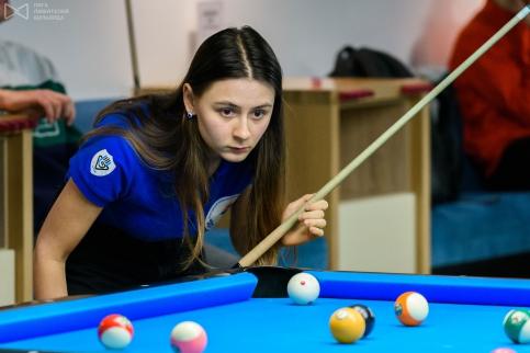 Софья Безуглая сильно не огорчила мужчин, но провела свой лучший турнир