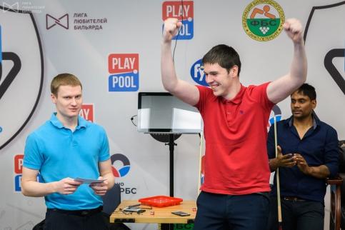 Конкурсный триумф Сергея Козлова