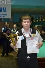 Артем Балов - победитель Кубка ПФО 2016