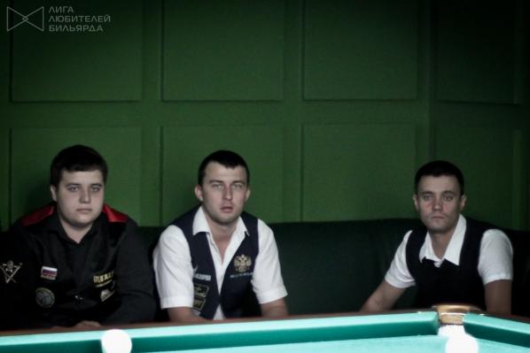 Алексей Ладанов, Дмитрий Баев, Денис Смирнов