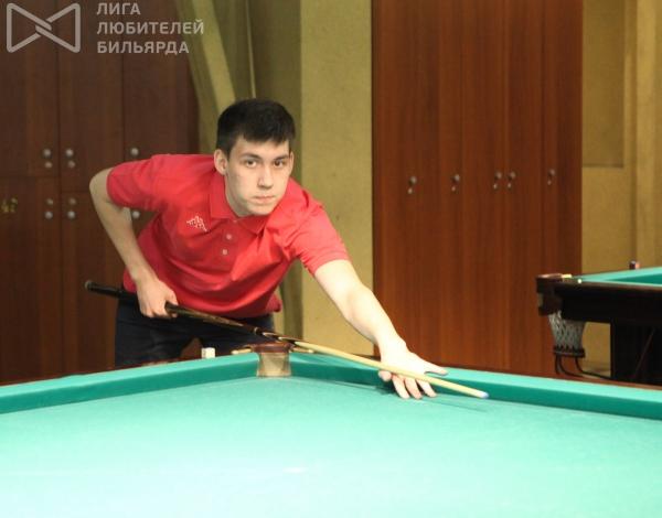 Поздравляем Романа Бичурина с первой победой