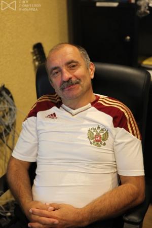 """Андрей Григорьев — Координатор «Сеньоров Севера"""""""