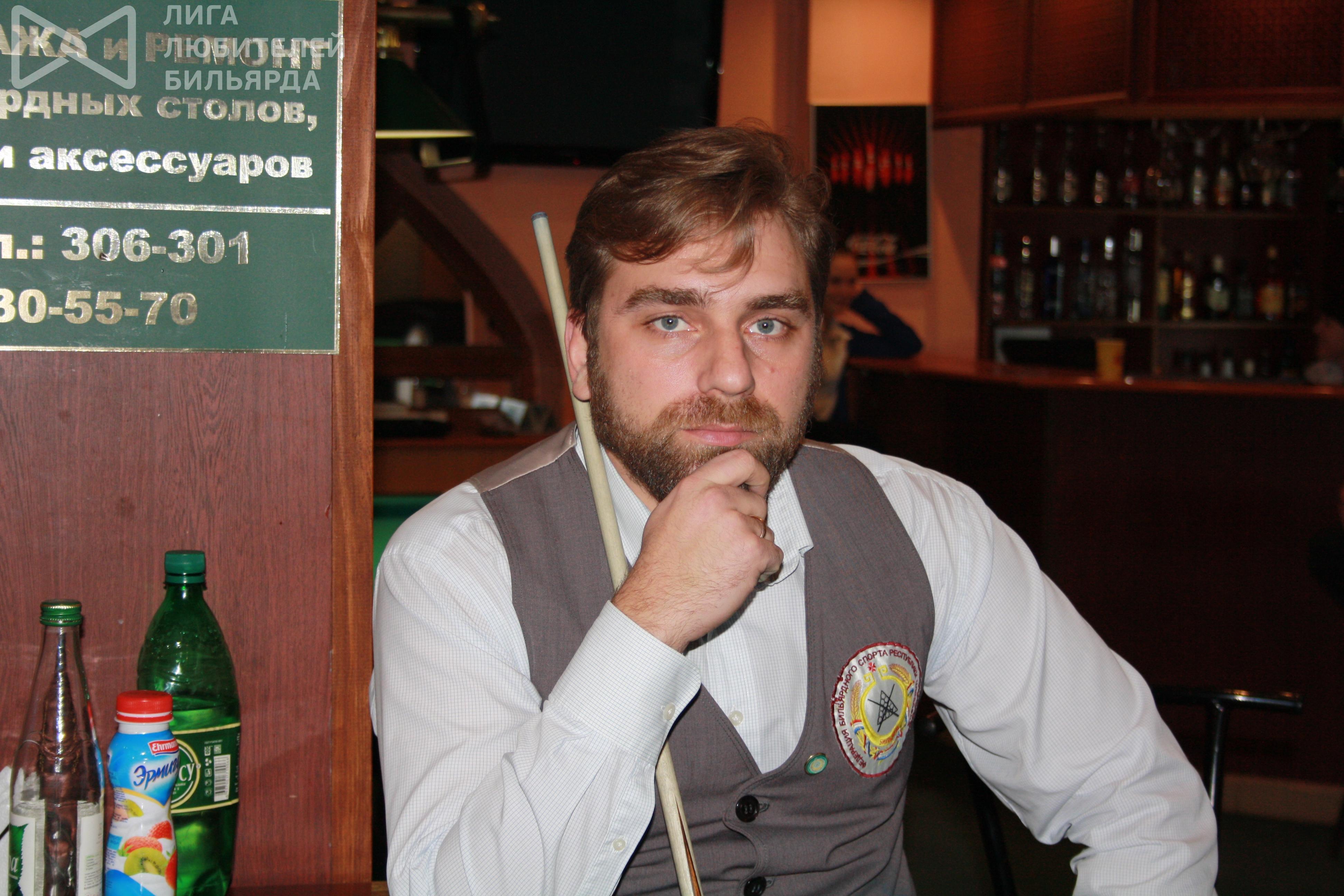 Предстоящие турниры по бильярду  Лига любителей бильярда