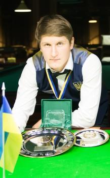 Чемпионат Украины по снукеру