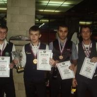 Победитель и призёры