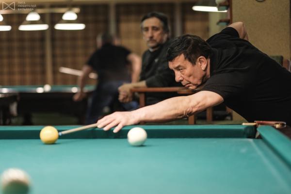 Владимир Петрович Жуков — первый финалист группового турнира затянувшегося Суперфинала