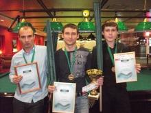 Алексей Голованов, Денис Шердяев и Игорь Фомкин