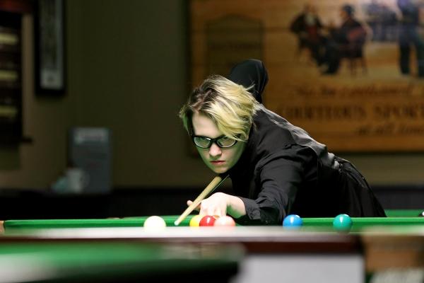 Снукеристка Мария Шевченко. Фото: womensnooker.com