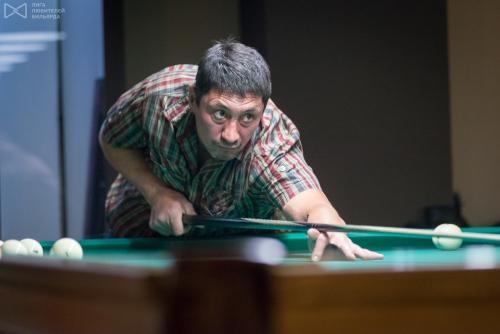 Открытие «Круазе» позволило 2,5 года не игравшему Константину Зайцеву снова почувствовать турнирный азарт