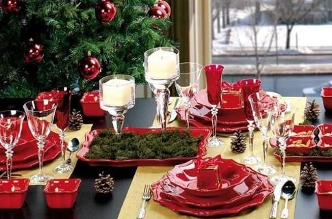 Как украсить стол на новый год своими руками Samplestore.ru